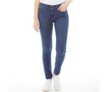 711 Skinny Jeans Mittelblau