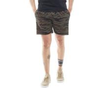 Mens Crews Jersey Shorts Camo
