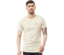 Hulton T-Shirt Sandbraun
