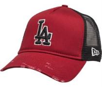 Unisex MLB Los Angeles Dodgers Distressed 9forty Trucker Mütze