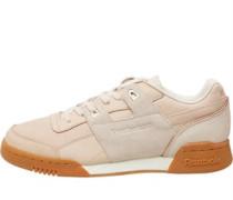 Workout Lo Plus Golden Neutrals Sneakers Ecru