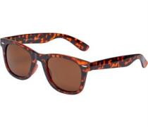 Wayfarer Sonnenbrille Dunkel
