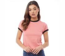 Claudia T-Shirt Hellrosa