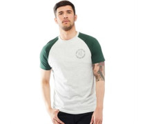 Everest Raglan T-Shirt Ecrumeliert