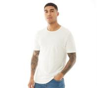Drew Bla T-Shirt Weißmeliert