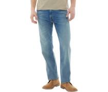 504 Jeans mit geradem Bein Denim