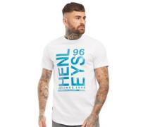 Langar T-Shirt Weiß