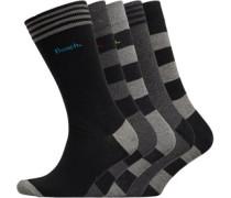 Haze Socken Schwarz