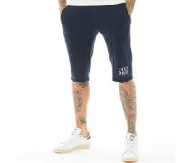 Spiral Jersey Shorts Navy