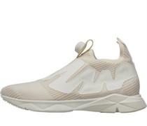 Pump Supreme Style Sneakers Creme