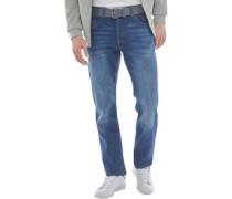 Wayne 2 Jeans in Slim Passform Mittel