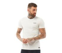 City T-Shirt Weiß