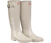 Original Womens Refined Gloss Wellington Boots Parchment