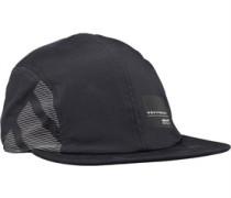 EQT Reißverschluss Mütze Schwarz
