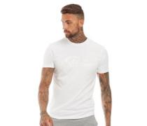 Laser T-Shirt Weiß
