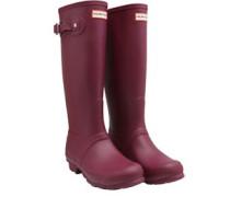 Original Womens Tall Wellington Boots Violet