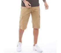 Fresno Cargo Shorts Sandfarbe