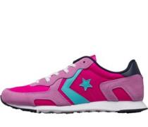 Thunderbolt Ox Sneakers Fuchsia Pink
