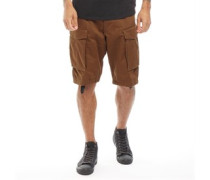 Rovic Lose 1/2 Cargo Shorts Rost