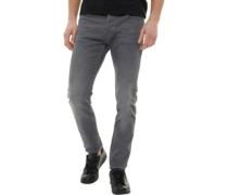 Loom Jeans in Slim Passform Hell