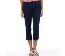 Capri Jeans Blau
