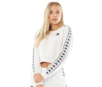 Authentic 222 Banda Bacroy Crop Sweatshirt