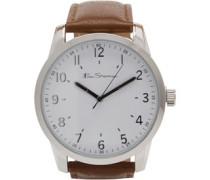 Armbanduhr Braun
