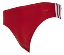 Fitness 3 Stripes Badeanzug Dunkel