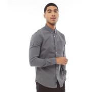 Ultimate University Hemd mit langem Arm  kariert