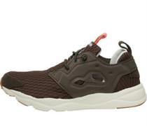 Furylite Loom Sneakers Braun
