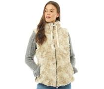 Womens Antartic Faux Fur Gilet Alaskan Winter