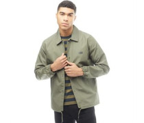 Mens Coaches Jacket BL Batwing Olive/Black
