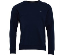 Stour Sweatshirt Navy