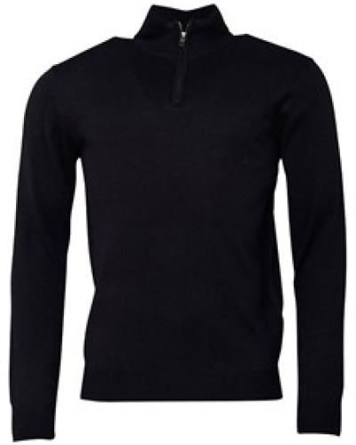 Cash 1/2 Zip Sweatshirt Navy