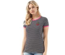 Pina T-Shirt Schwarz