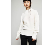 Cashmere Pullover 'Nix' Ivory - Cashmere