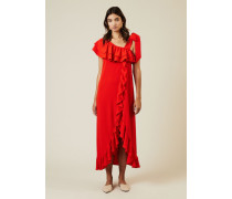 Midi-Kleid 'Clark' Rot