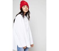 Strukturierte Bluse 'Lysanne' Weiß - 100% Baumwolle