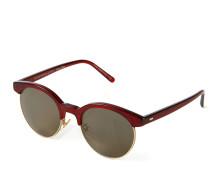 Sonnenbrille 'Ezelle' Rot/Gold