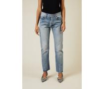 Standard-Jeans Hellblau