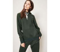 Kapuzen-Sweatshirt Bottle Green