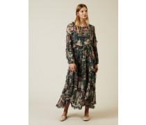 Maxi-Kleid 'Iris Ruffle Resort Dress' Multi