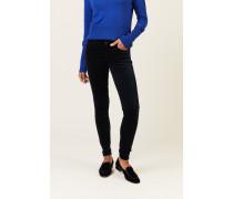 Samt-Jeans