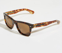 Sonnenbrille 'Oliver Sun' Dunkelbraun