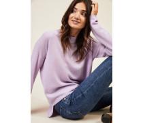 Oversize Cashmere-Pullover 'Coline' Flieder - Cashmere