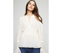 Bluse 'Stella Top' New Ivory