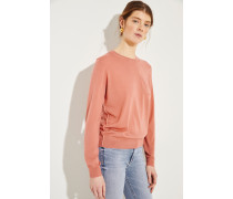 Woll-Pullover Rosenholz