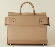 Tasche 'Horizon Medium' Beige - Leder