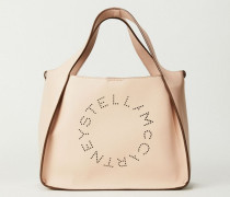 Shopper mit Stella-Logo 'Crossbody Logo Bag' Powder