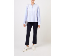 Elastische Hose 'Cindy' Marineblau